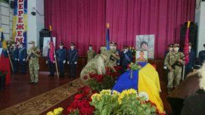 На Запоріжжі пройшла церемонія прощання з загиблими під Чугуєвом курсантами, — ФОТО