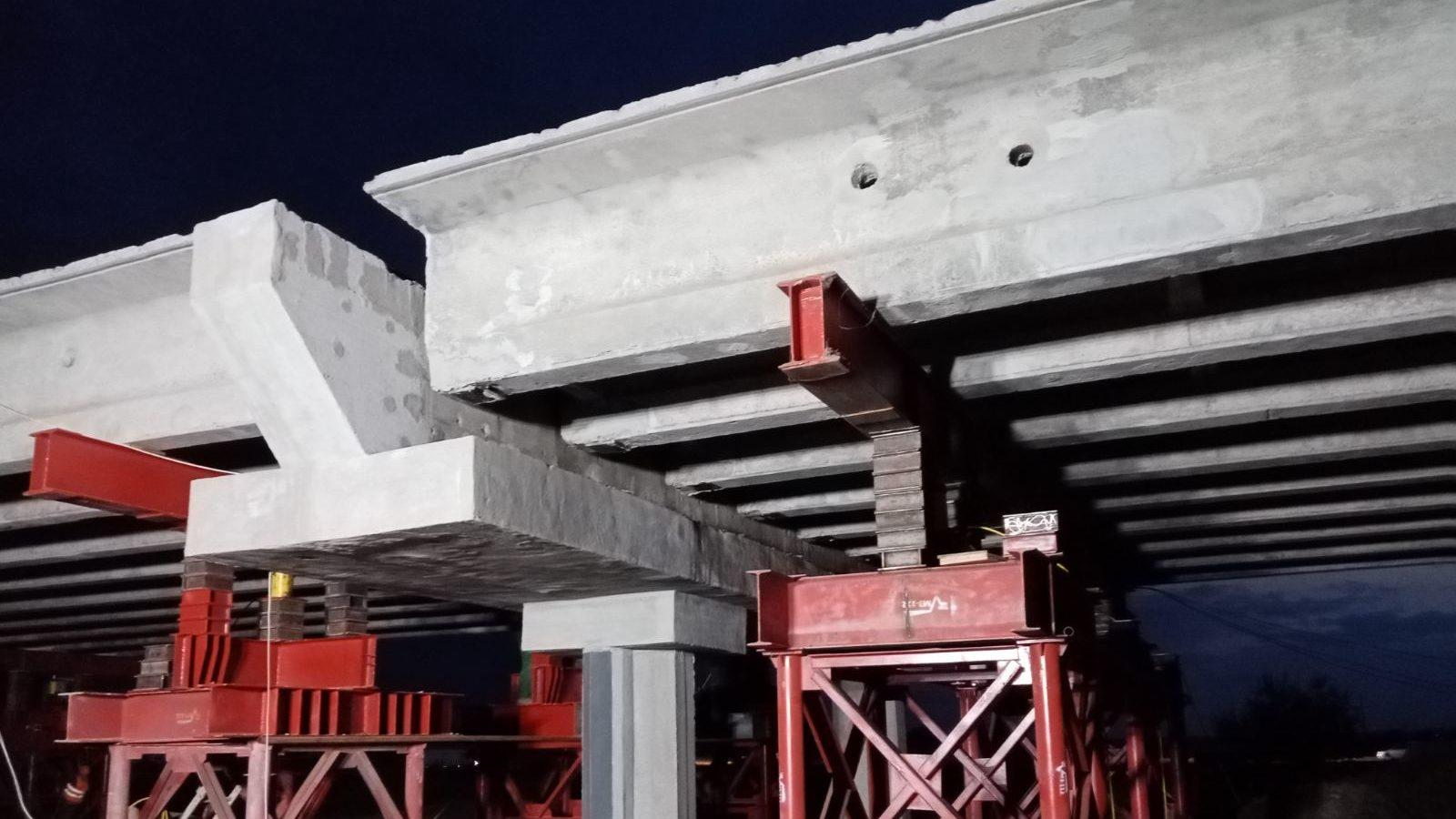 В Запорожской области за 50 миллионов строят новый мост: обещают закончить до конца года, – ФОТО