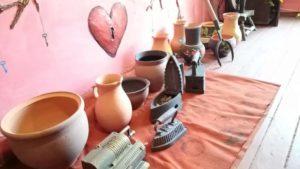 На Запоріжжі створили світлицю зі старовинних експонатів від місцевих мешканців