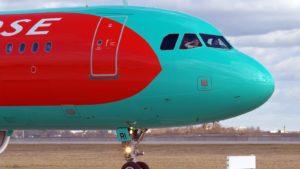 Авиакомпания Windrose закрыла свой единственный рейс Запорожье - Киев