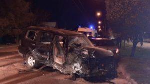 В Запорожье водительница на внедорожнике в 13 раз превысила норму промилле, — ВИДЕО