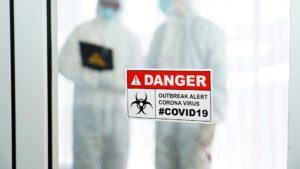В Запорожской области зафиксировали абсолютный антирекорд по количеству новых случаев COVID-19