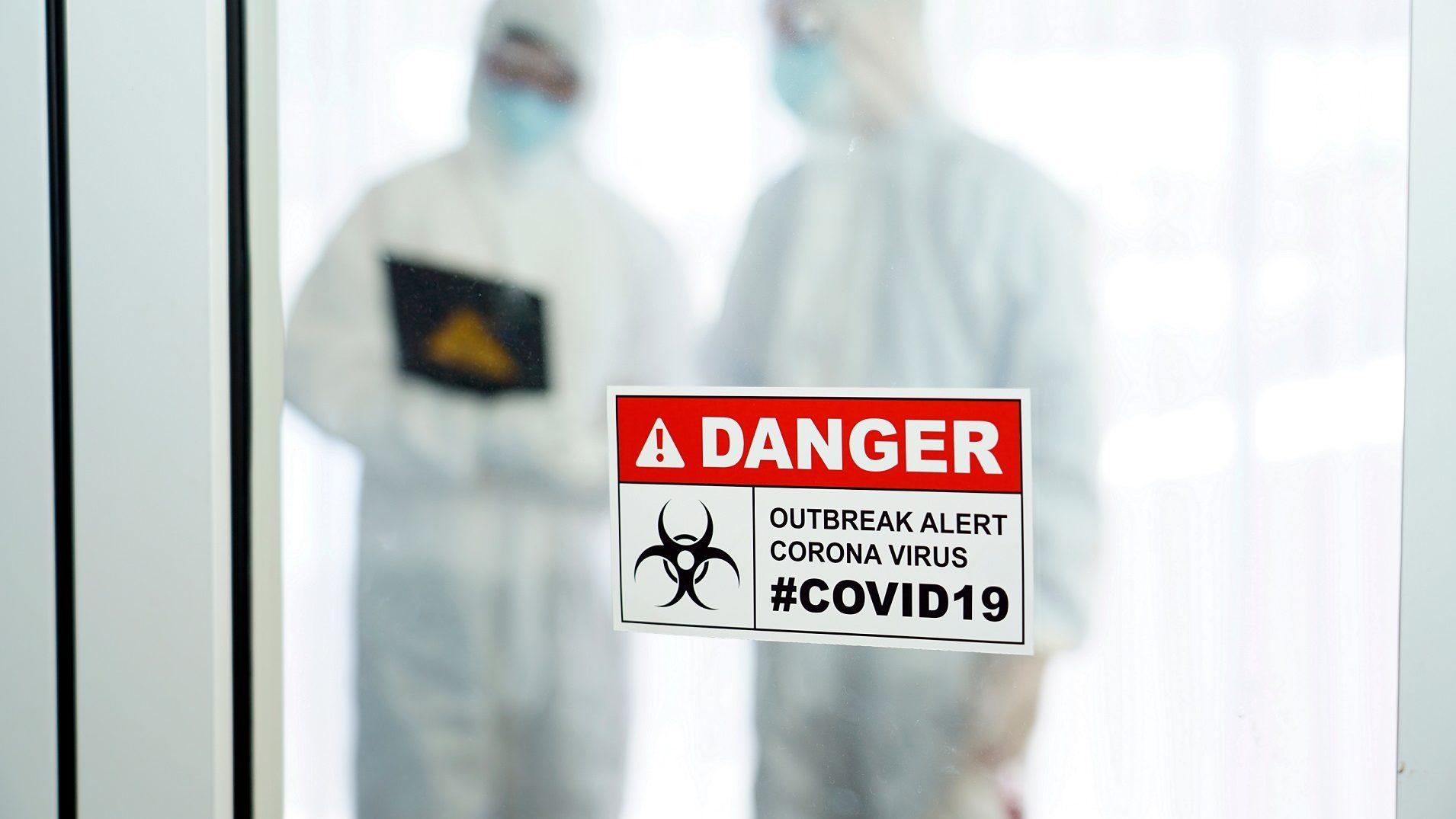 В Запорожской области зарегистрировали 449 новых случаев COVID-19
