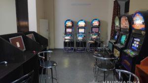 В Запорожской области мужчина проигрался в казино и сдал его полиции, – ФОТО