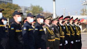 В центре Запорожья состоялся митинг ко Дню защитника Украины, – ФОТОРЕПОРТАЖ
