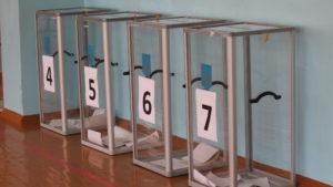 В Запорожской области открылись все избирательные участки