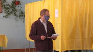 В «Опоре» сообщили, сколько запорожских участковых комиссий уже сдали бюллетени