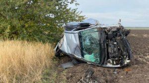 В Запорожской области женщина погибла в пьяном ДТП, – ФОТО
