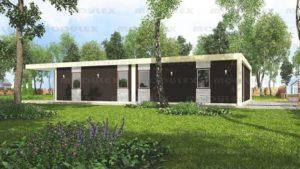 Возможности мобильного дома для небольших участков земли