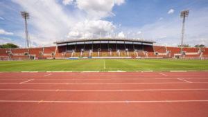 В Запорожье может появиться современный легкоатлетический стадион