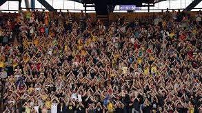 Футбольные матчи в Запорожье снова будут проводить без зрителей на стадионе