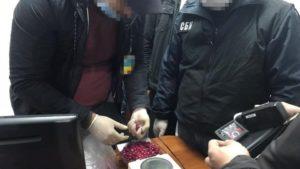 СБУ викрила мешканця Донецької області, який за місяць наторгував наркотиками на 2,5 млн грн