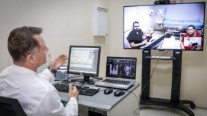 У Запорізькій області  для боротьби з коронавірусом впроваджують телемедицину