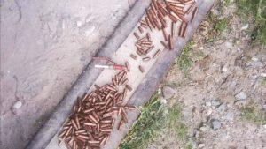 Житель Запорожской области хранил у себя в гараже взрывное устройство и арсенал боеприпасов, – ФОТО