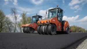 В Запорожской области за 36 миллионов ремонтируют 7 километров местной дороги, – ВИДЕО