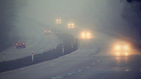 Водіїв Запорізької області попереджають про щільний туман