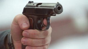 У Мелітополі озброєний чоловік пограбував відділення