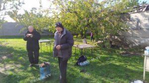 В Запорожской области начали работать бесплатные полевые кухни для бездомных