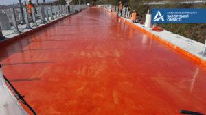 В Запорожье строят новый съезд с моста Преображенского, – ФОТО