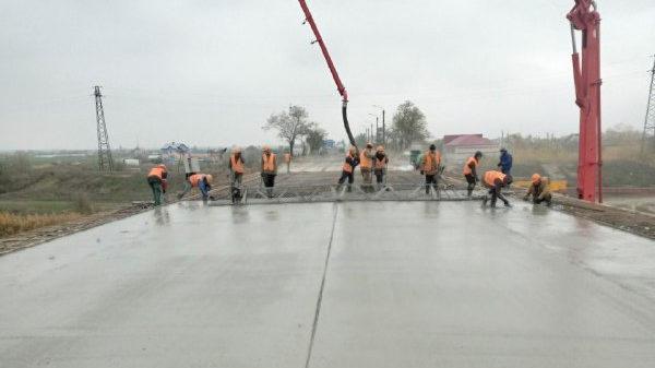 В Запорожской области до конца года достроят новый мост за 50 миллионов гривен: что уже сделано, – ФОТО