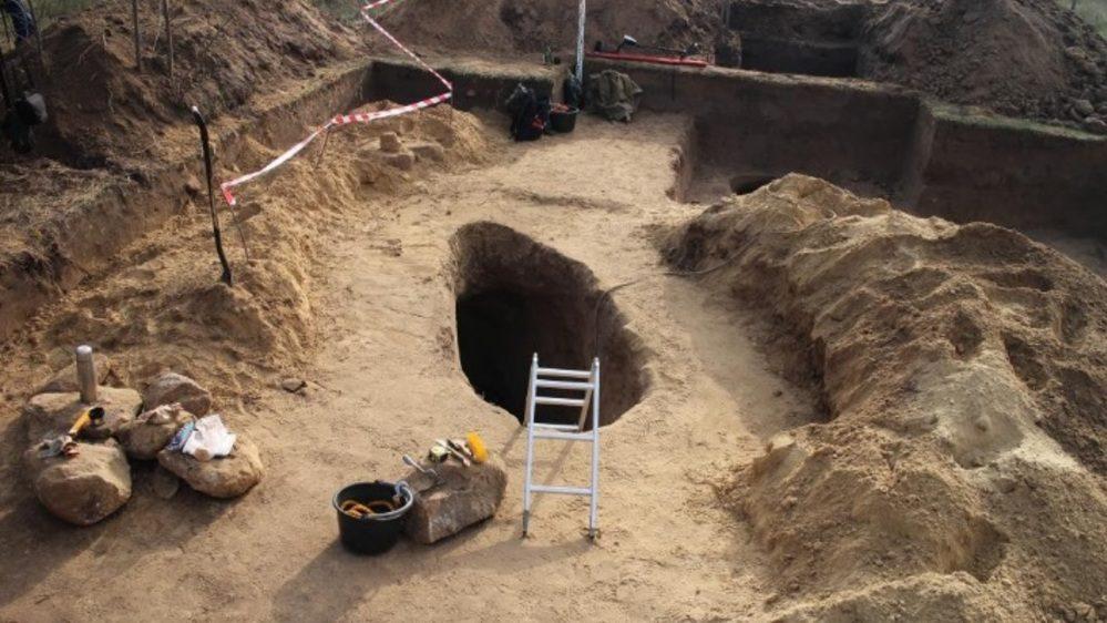 В Запорожье на Хортице сделали уникальную археологическую находку, – ФОТО
