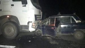 В Запорожской области произошло серьезное ДТП: понадобилась помощь спасателей, – ФОТО