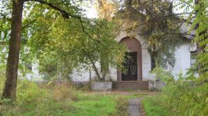 В Запорожье на Правом разрушается здание бывшего профпункта, – ФОТОРЕПОРТАЖ
