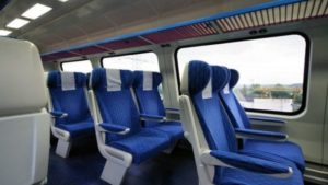 С 1 ноября Укрзализныця снижает стоимость проезда в «Интерсити» на 15%