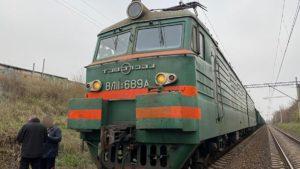 В Запорожье подросток погиб под колесами поезда, – ФОТО