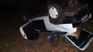 В полиции рассказали подробности смертельного ДТП в Запорожской области: водитель был пьян, – ФОТО