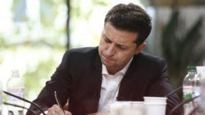На Запоріжжі Володимир Зеленський звільнив голову РДА