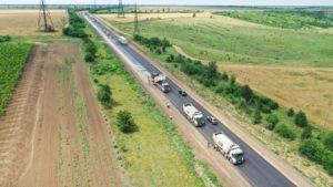 В Запорожской области за 2 миллиарда сделали масштабный ремонт трассы Васильевка-Бердянск: как это выглядит, – ВИДЕО