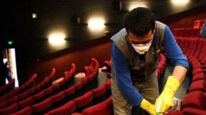 Театри та кінозали в Запоріжжі знову можуть працювати