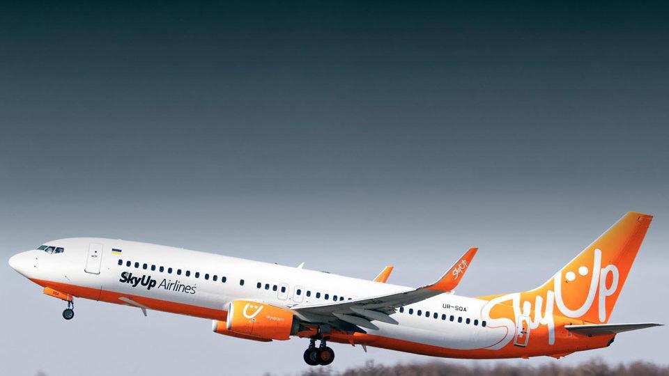 SkyUp может ввести два новых рейса из Запорожья