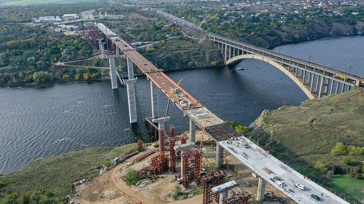 В Запорожье эксперты госпредприятия проверили качество строительства мостов на Бабурку: результаты проверки