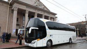 В Запорожье будут судить директора фирмы, который украл 4 миллиона во время закупки автобуса для областной филармонии