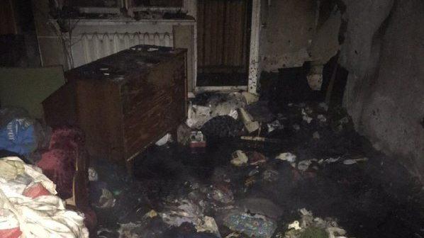 В Запорожье из пожара спасли 83-летнюю пенсионерку, – ФОТО