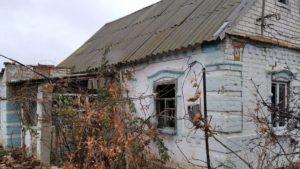В Мелітопольському районі у вогні пожежі загинув чоловік, — ФОТО
