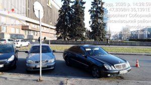 Инспекторы по парковке оштрафовали новоизбранных депутатов Запорожского облсовета