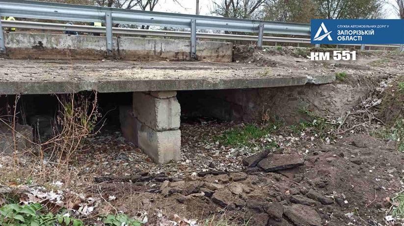 В Запорожской области начинают реконструкцию еще четырех мостов, – ФОТО