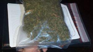 Жительницу Запорожья в день рождения задержали с большим пакетом марихуаны, – ФОТО