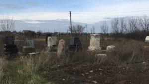 В Запорожской области фермеры уничтожают старое еврейское кладбище, – ВИДЕО