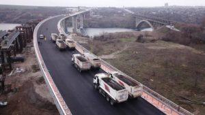 Уже завтра в Запорожье откроют движение по новому мосту между Бабуркой и Хортицей, – ФОТО