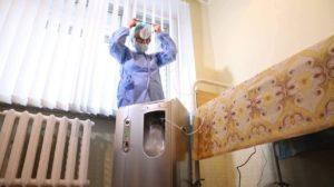 Запорожские больницы получили еще 50 дополнительных кислородных концентраторов, – ФОТО