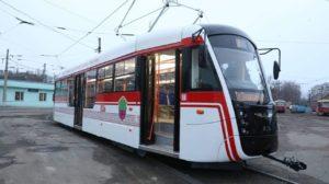 В Запорожье на коммунальном предприятии выпустили четвертый трамвай собственного производства, – ФОТОРЕПОРТАЖ