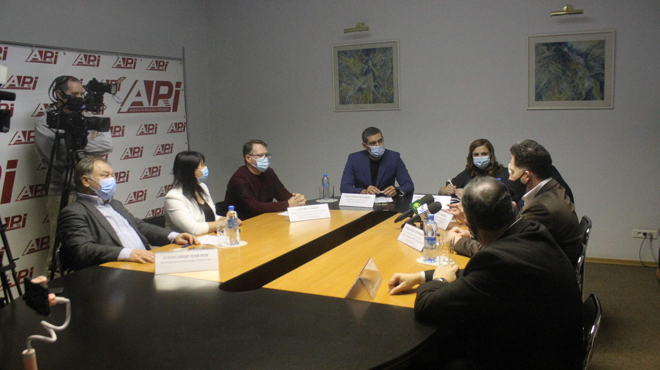 В Запорожье обсудили, как стать успешным специалистом технической профессии