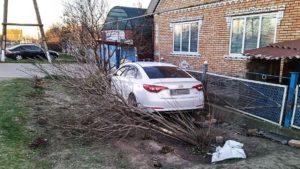 В Запорожской области пьяный мужчина угнал автомобиль и попал на нем в ДТП, – ФОТО