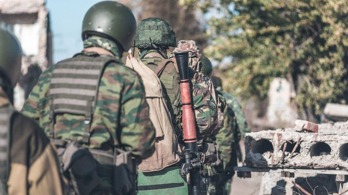Житель Запорожской области, который служил пулеметчиком в «ДНР», сдался СБУ