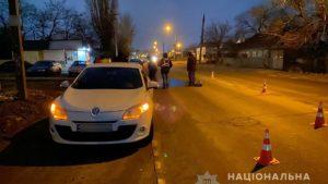 В Запорожской области насмерть сбили пьяного мужчину, который лежал на дороге, – ФОТО