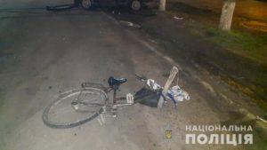 В Запорожской области пьяный водитель сбил велосипедистку: женщина погибла на месте, – ФОТО